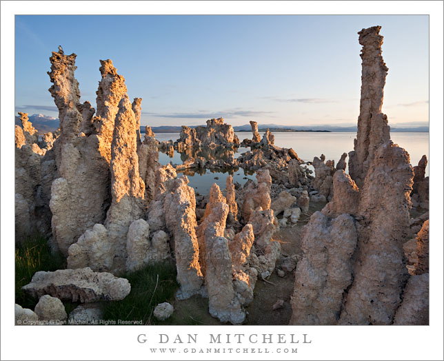 Tufa Towers, Mono Lake, Dawn