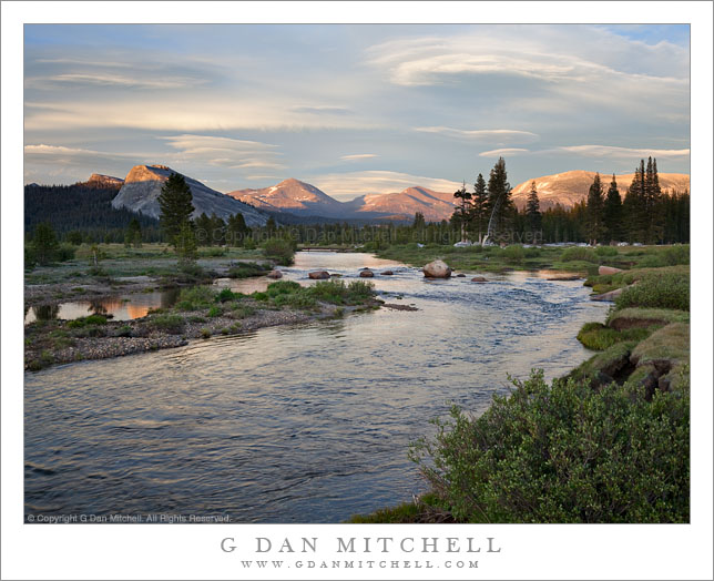 Last Light, Tuolumne River