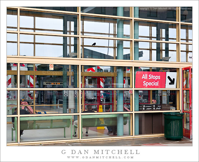 Photograph: All Stops Special - Caltrain Station | G Dan Mitchell ...