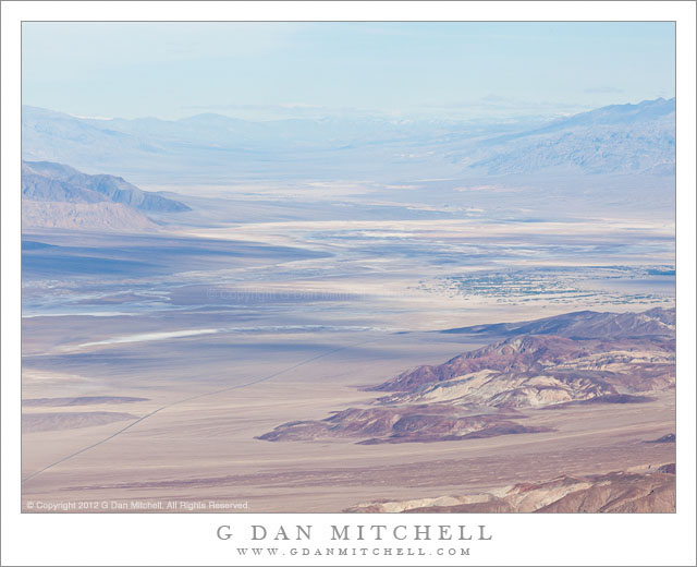 Morning Haze, Death Valley