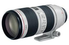 Canon 70-200mm f/2.8 L IS II Lens