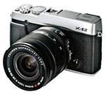 Fujifilm X-E2 Digital Mirrorless Camera