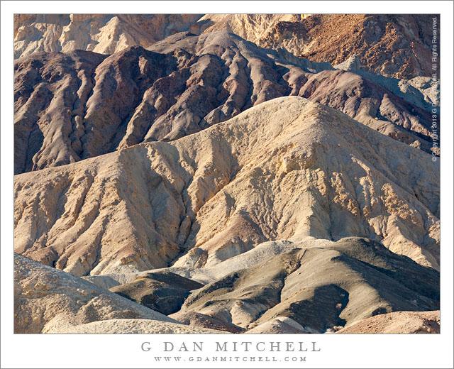 Rising Desert Hills