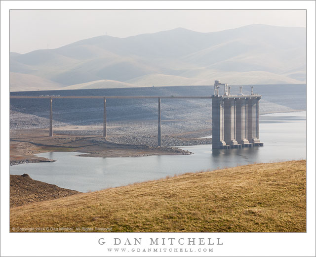 Low Water, San Luis Reservoir