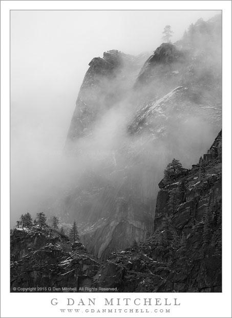 Storm Clouds, Pinnacles