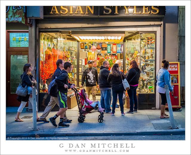 Asian Styles