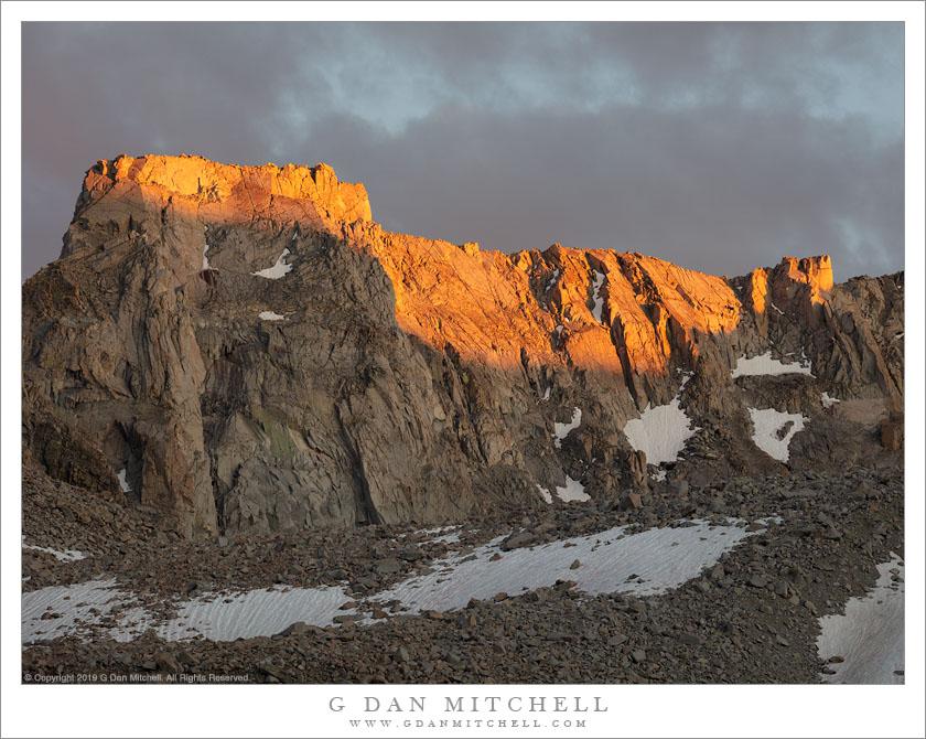 Ridge, Last Light